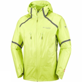 Columbia Columbia Mens OutDry Ex Featherweight Shell Jacket Fission