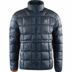 Haglofs Haglofs Men's L.I.M Essens Jacket Blue Ink / Dynamite