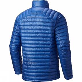 Mountain Hardwear Mountain Hardwear Men's Ghost Whisperer Down Jacket Altitude Blue
