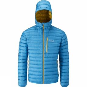 Men's Microlight Alpine Down Jacket