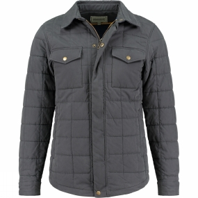 Ayacucho Ayacucho Mens Kendal Quilted Jacket Black