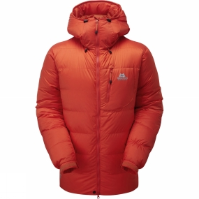 Mountain Equipment A serious down jacket with full box wall construction, the perfect solution for alpinists pushing hard on remote peaks.