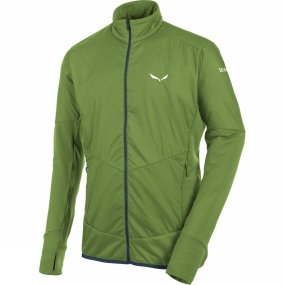 Salewa Salewa Mens Pedroc Polartec Alpha Jacket Cedar Green