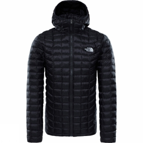 The North Face The North Face Mens ThermoBall Hoodie TNF Black