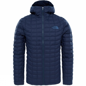 The North Face The North Face Mens ThermoBall Hoodie Urban Navy Matte