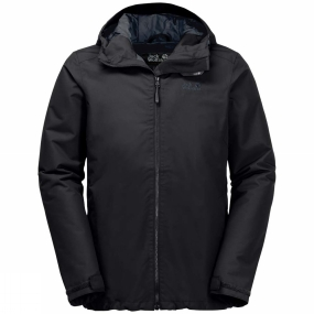Jack Wolfskin Jack Wolfskin Mens Chilly Morning Jacket Black