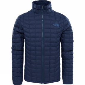 The North Face The North Face Mens Thermoball Full Zip Jacket Urban Navy Matte