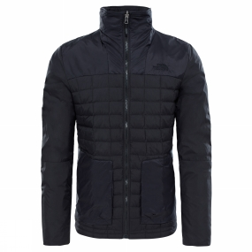 Image of The North Face Thermoball FZ Zip-In Jacket TNF Black