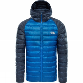 The North Face Mens Trevail Down Hoodie