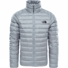 The North Face The North Face Trevail Jacket Monument Grey-Monument Grey