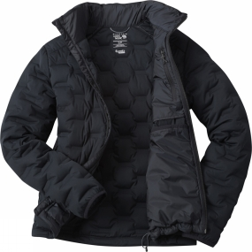 Mountain Hardwear Mountain Hardwear Womens StretchDown DS Jacket Black