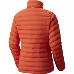 Mountain Hardwear Mountain Hardwear Womens StretchDown Jacket Bright Ember
