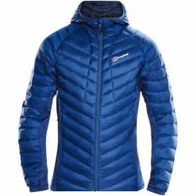 Berghaus Berghaus Mens Tephra Stretch Jacket Deep Water
