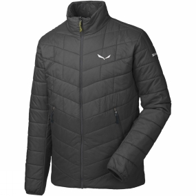 Salewa Salewa Mens Fanes Tirol Wool Jacket Black Out