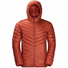 Jack Wolfskin Jack Wolfskin Mens Vista Jacket Mexican Pepper