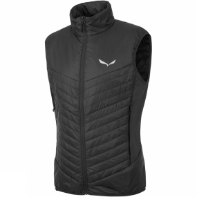 Salewa Salewa Mens Sesvenna Primaloft Vest Black Out