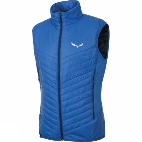 Salewa Salewa Mens Sesvenna Primaloft Vest Royal Blue