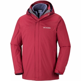 Columbia Mens Mission Air 3-in-1 Jacket