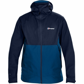 Berghaus Berghaus Mens Fellmaster 3-in-1 Jacket Deep Water/Dusk