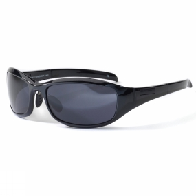 Bloc Bloc Chameleon Sunglasses Shiny Black/Smoke