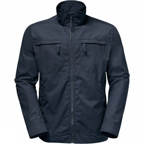 Jack Wolfskin Jack Wolfskin Mens Camio Road Jacket Night Blue