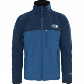 The North Face The North Face Mens Apex Bionic Jacket Urban Navy/ Shady Blue