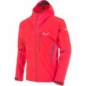 Salewa Salewa Mens Ortles DST Jacket Papavero
