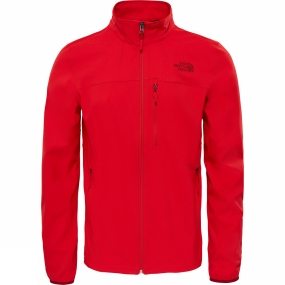 The North Face The North Face Mens Nimble Jacket High Risk Red