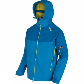 Regatta Mens Hewitts III Softshell Jacket