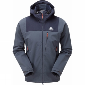 Mountain Equipment Mountain Equipment Mission Jacket Ombre Blue/Cosmos