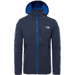 The North Face Mens Kabru Softshell Hooded Jacket