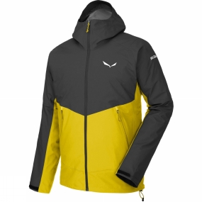 Salewa Salewa Mens Sesvenna WR Windstopper Jacket Black Out