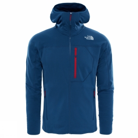 The North Face The North Face Mens Incipient Hooded Jacket Shady Blue
