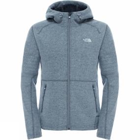 The North Face Mens Zermatt Full Zip Hoodie