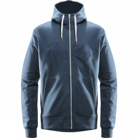 Haglofs Haglofs Mens Norbo Hood Blue Ink