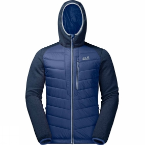 Jack Wolfskin Jack Wolfskin Mens Skyland Crossing Jacket Royal Blue