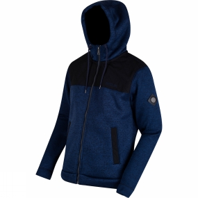 Regatta Mens Ryne Hooded Fleece