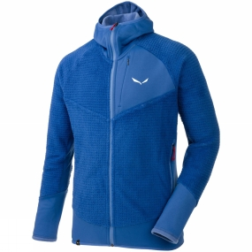 Salewa Salewa Mens Ortles 2 Highloft Full Zip Hoody Nautical Blue