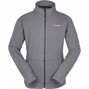 Berghaus Berghaus Mens Dalby Fleece Jacket Quarry Marl