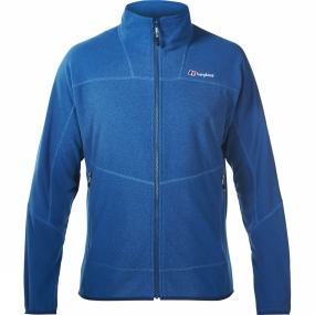 Berghaus Berghaus Mens Spectrum Micro 2.0 Full Zip Fleece Dark Snorkel Marl