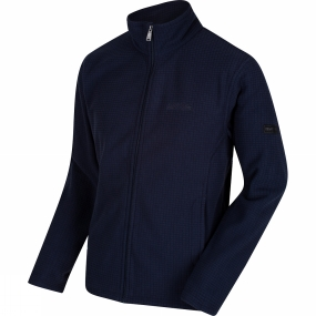 Regatta Mens Eddard Full Zip Fleece
