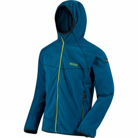 Regatta Mens Warnell Full Zip Fleece