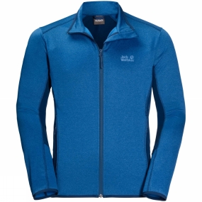Jack Wolfskin Jack Wolfskin Mens Sutherland Flex Jacket Electric Blue
