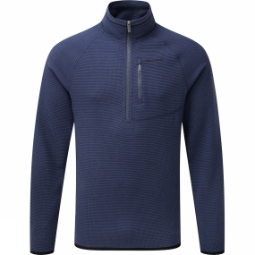 Craghoppers Craghoppers Mens Liston Half Zip Night Blue
