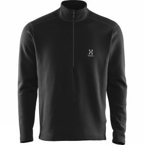 Haglofs Haglofs Men's Bungy Top True Black
