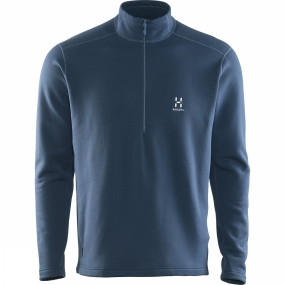 Haglofs Haglofs Men's Bungy Top Blue Ink