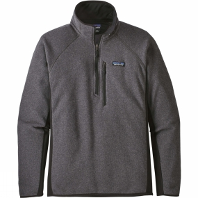 Patagonia Mens Performance Better Sweater 1/4 Zip