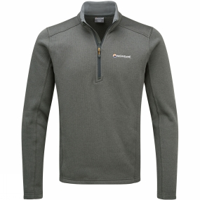 Montane Montane Mens Forza Pull-On Shadow/Inca Gold