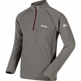 Regatta Mens Kenger Half Zip Fleece