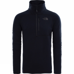 The North Face Mens Flux 2 Power Stretch 1/4 Zip